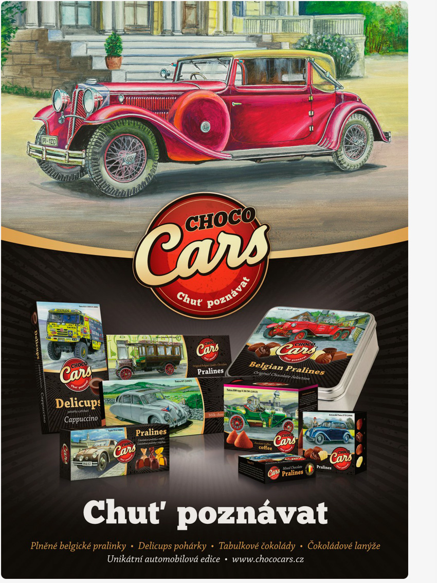 Choco Cars
