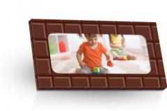 Mléčná čokoláda 50g - vložená fotka 3