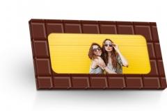 Mléčná čokoláda 50g - vložená fotka 4