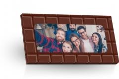 Mléčná čokoláda 50g - vložená fotka 6
